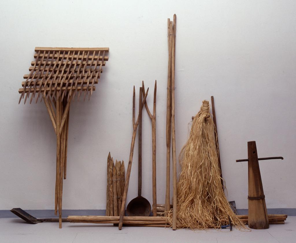 Romapedia national gallery of modern art fifth part for Piattaie arte povera