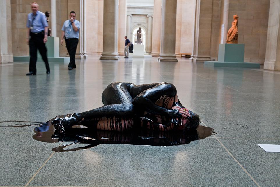 Performance Art Artists